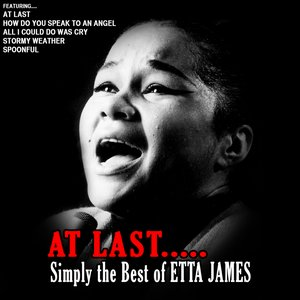 Image pour 'At Last...Simply the Best of Etta James'