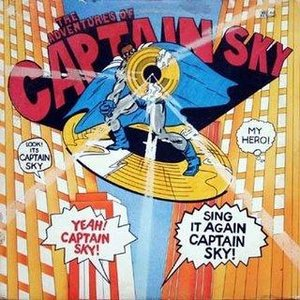 Image pour 'The Adventures Of Captain Sky'
