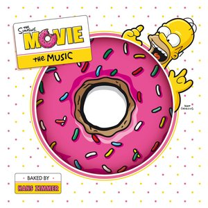 Image pour 'Simpsons Movie Soundtrack'