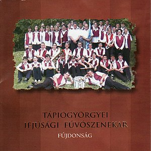 Image for 'Orchestra - Fújdonság - Music for Wind from Hungarian Orchestra Fujdonsag'
