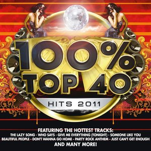 Image for '100% Top 40 Hits 2011'