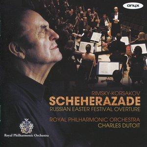 Image pour 'Rimsky-Korsakov: Scheherazade & Russian Easter Festival Overture'