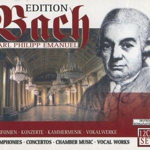 Image for 'Kammerochester 'C.P.E. Bach', Hartmut Haenchen'