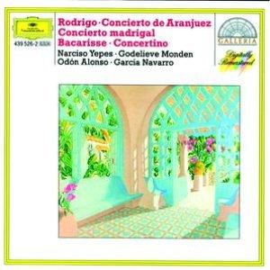 Image for 'Rodrigo: Concierto de Aranjuez; Concierto madrigal / Bacarisse: Concertino'