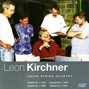 Image for 'Leon Kirchner - Complete String Quartets'