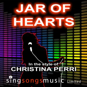 Image for 'Jar Of Hearts (In the style of Christina Perri)'