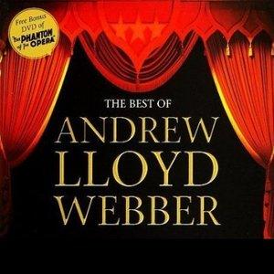 Imagem de 'The Best of Andrew Lloyd Webber'