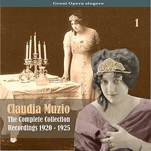 Bild für 'Great Opera Singers / The Complete Collection, Volume 1 / Recordings 1920 - 1925'