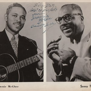 Image for 'Sonny Terry, Brownie McGhee, and Coyal McMahan'