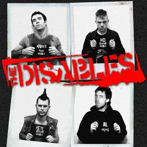 """The Disables""的封面"