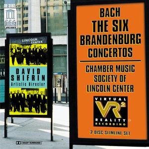 Image for 'Bach, J.S.: Brandenburg Concertos Nos. 1-6'