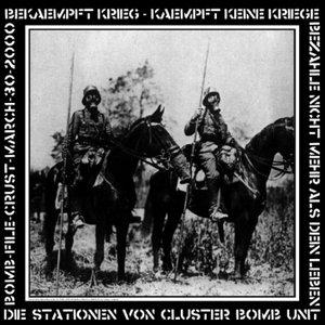 Image for 'Die Stationen Von Cluster Bomb'