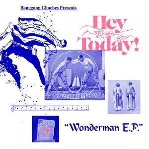 Image for 'Wonderman EP'