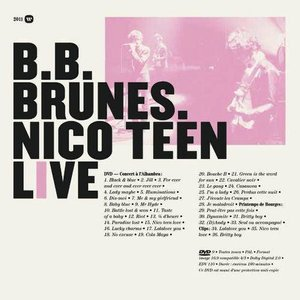 Image for 'Nico Teen Live'