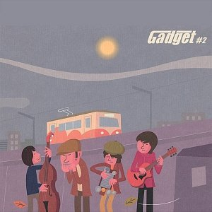 Image for 'Gadget #2'