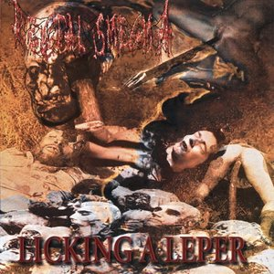 Image for 'Licking A Leper'