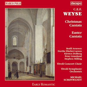 Image for 'Weyse: Christmas and Easter Cantatas'