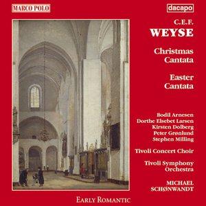 Imagem de 'Weyse: Christmas and Easter Cantatas'