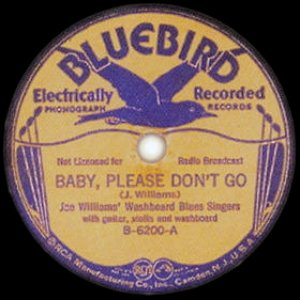 Image for 'Baby Please Don't Go'