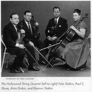Image for 'Hollywood String Quartet'