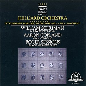 Image for 'Works by Schuman, Copland, Sessions'