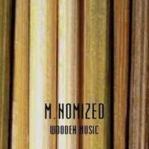 Image pour 'FSCD35 - M.NOMIZED - Wooden Music (2002)'