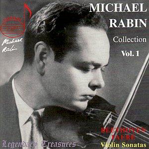 Image for 'Beethoven: Violin Sonata No. 8 - Fauré: Violin Sonata No. 1 - Paganini: Caprice No. 17'