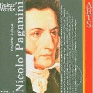 Imagen de 'Paganini: Guitar Music Vol. 1'