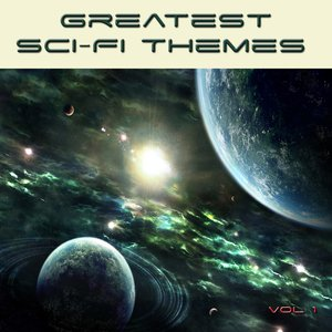 Image for 'Greatest Sci-Fi Themes Vol 1'