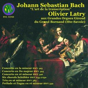 Image for 'Six Chorals Schübler, BWV 645: No. 1, Wachet auf, ruft uns die Stimme'