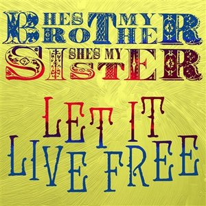 Image for 'Let It Live Free'