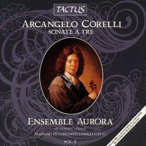 Image for 'Sonata Da Camera N. 3 Op. IV In La Mag: preludio-largo, corrente-allegro, sarabanda-largo, tempo di gavotta-allegro'