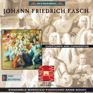 Image for 'Fasch: Overtures and Concertos'