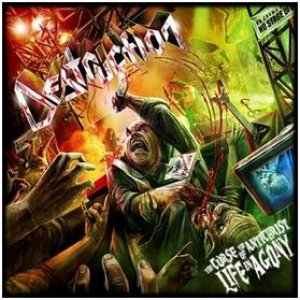 Bild för 'The Curse of the Antichrist: Live in Agony Disc 2'