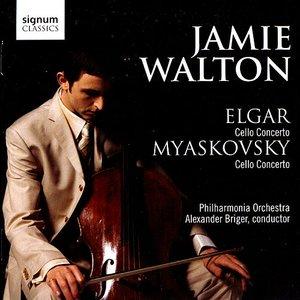 Image for 'Elgar & Myaskovsky Cello Concertos'
