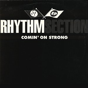 Image pour 'Comin' On Strong'