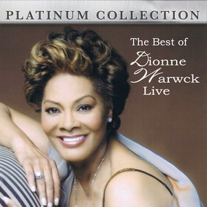 Image for 'The Best of Dionne Warwick Live'
