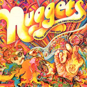 Image for 'Nuggets'