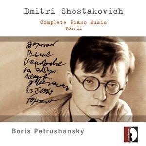 Image pour 'Shostakovich: Complete Piano Music, Vol. 2'