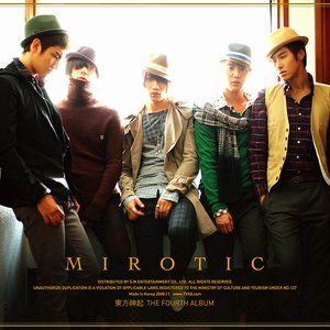 Image for '4집 - MIROTIC [Special Edition]'