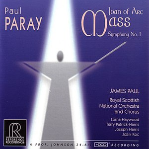 Imagen de 'Paul Paray: Joan of Arc Mass/Symphony No. 1'