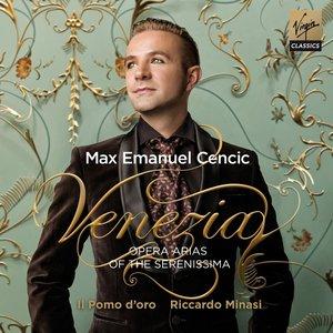 Bild für 'Venezia - Opera Arias of the Serenissima'