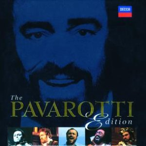Image for 'The Pavarotti Edition'