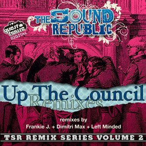 Image for 'Up The Council Remixes'
