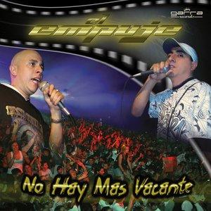 Image for 'No hay mas vacante'