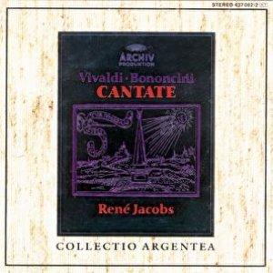 Image for 'Vivaldi: Cantate Italiane / Bononcini: Cantate Pastorali'