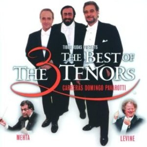 Bild för 'The Three Tenors - The Best of the 3 Tenors'
