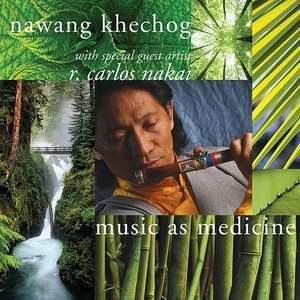 Image for 'Music as Medicine'