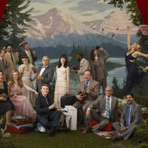 Image for 'Pink Martini & The Von Trapps'
