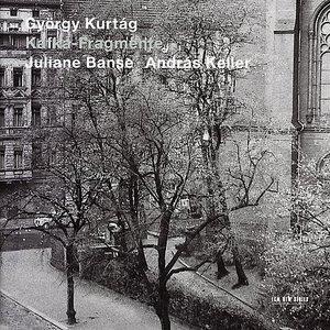 Image for 'György Kurtág: Kafka-Fragmente'